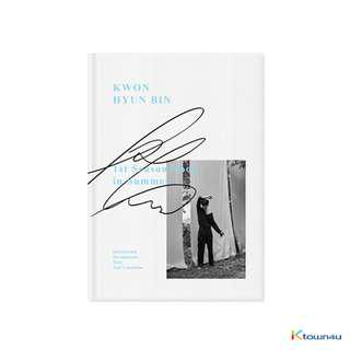 KWON HYUNBIN - 1st Season Book in Summer