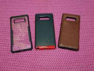 Samsung Note 8 case bundle
