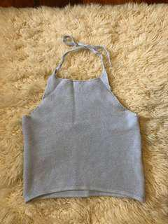 Brandy Melville Knit Halter