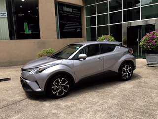Toyota-CHR.S-Model fr $479.oo Only !!!