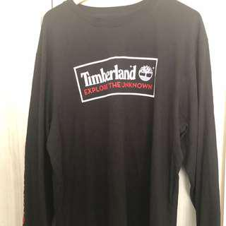 Timberland x Sophnet XL Long sleeve tee