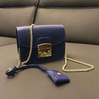 Premium Furla Sling Bag