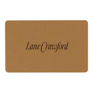FREE SHARING - Lane Crawford GOLD Membership