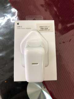 Apple 29w USB type C