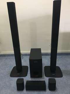 Samsung 5.1 Surround Speakers