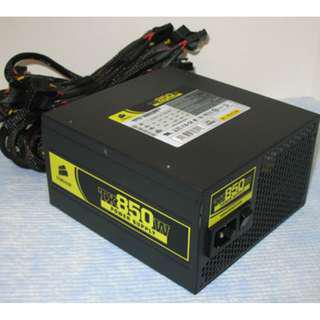 Corsair TX850 80 Plus PSU 850W Power Supply