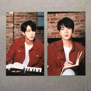 BTS x Mediheal Jin Photo Card