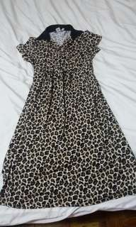 Branded mternity dress