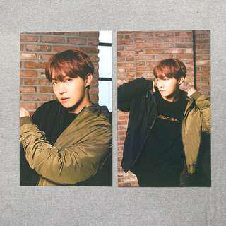 BTS x Mediheal J-hope Photo Card