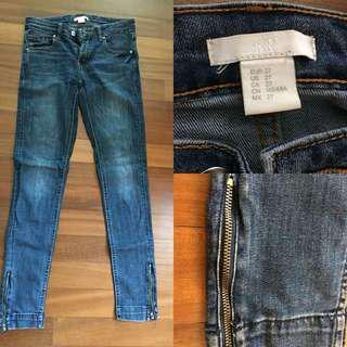 H&M and Mango pants