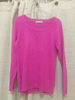 Forever 21 pink knit, sweater forever21
