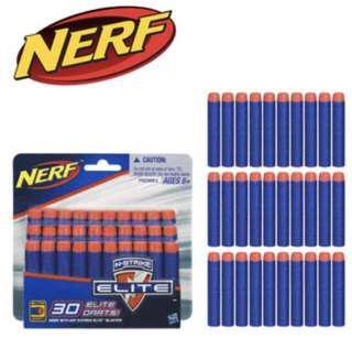 Nerf Bullets 30x
