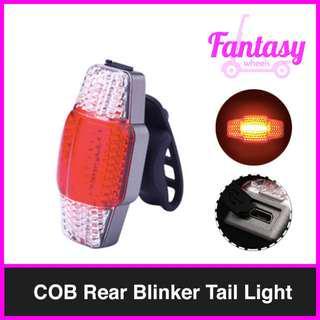 COB Rear Blinker Tail Light Red