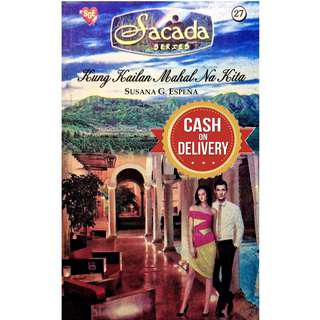 ✅ Tagalog Romance Pocketbook Sacada Series 27-28   #CASHONDELIVERY