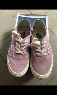 Vans OG purple lilac suede NEW gapernah dipake