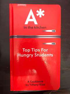 A* in the kitchen: Student Cookbook
