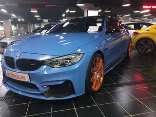 BMW M4 Competition Edition
