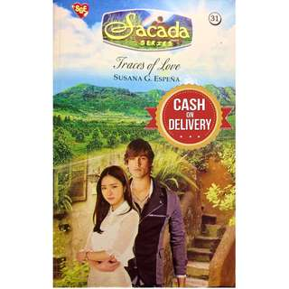 ✅ Tagalog Romance Pocketbook Sacada Series 31-32  #CASHONDELIVERY