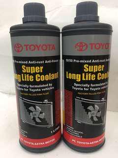 Super Long Life Coolant