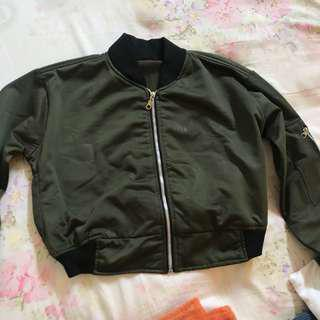 Army crop bomber