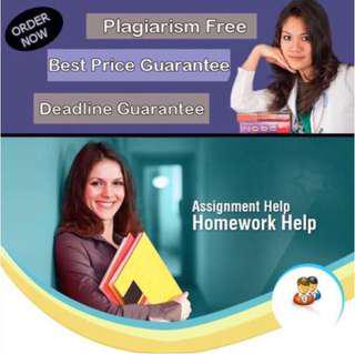 Essay/Assignment Writing Services