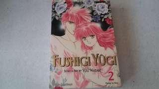 Fushigi Yuugi ふしぎ 遊戯