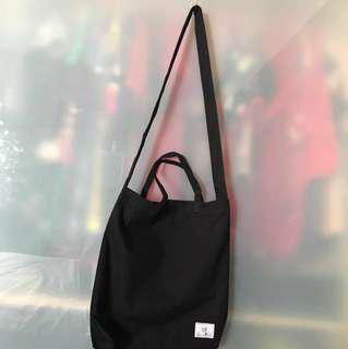 Sling tote bag (dual straps)