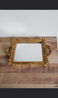 Brand new mirror tray