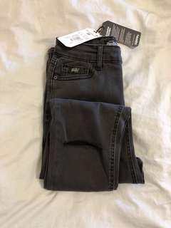 Superdry - Faded Black Jeans
