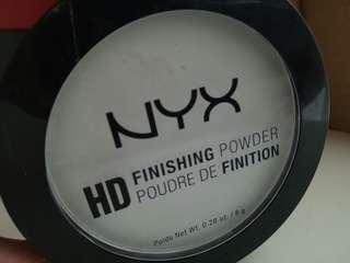 Preloved! Nyx Finishing Powder