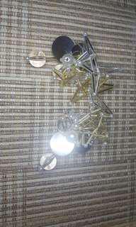 日本handmade 耳環