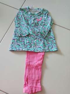 Carters Girl Set 9m
