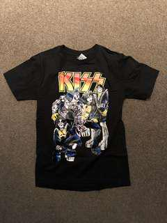 KISS vintage shirt