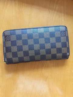 LV 長銀包 long wallet