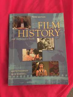 Film History: An Introduction (3rd Ed.)