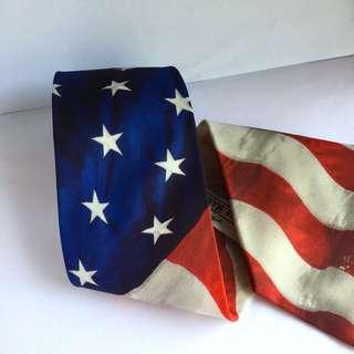 Dasi American Flag