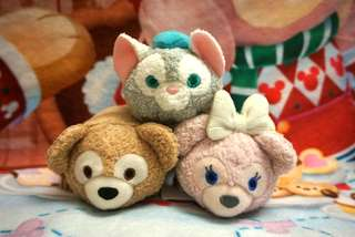 香港迪士尼限定 Duffy Shelliemay Gelatoni Tsum Tsum