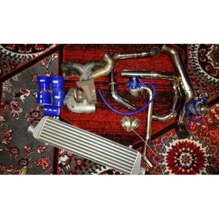 4G13 & 4G15 Turbo Kit Rare Low Profile