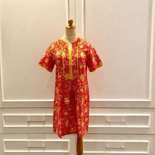 Ki Artik Batik Dress
