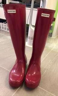 ❤️❤️Hunter Rain Boots 水鞋