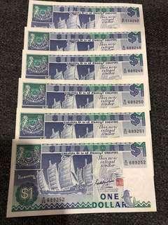 Singapore Notes