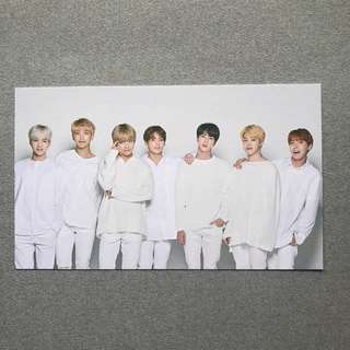 BTS x Mediheal Group Photo Card #4