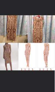 WTB Doublewoot XS Dress