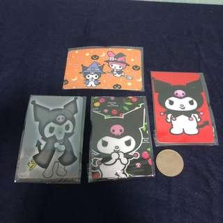 Kuromi card sticker 八達通貼