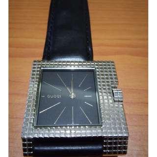 48366e4196e Gucci Elegant Square Ladies Watch Brand New SUPERSALE