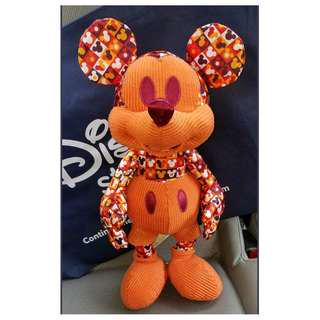 Disney Mickey Mouse Memories Plush Limited Edition