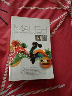 Mapeh grade 8
