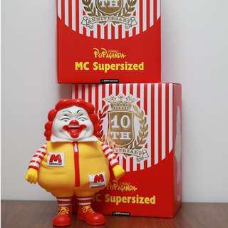 全新 大隻Ron English MC Supersized 10th Anniversary edition