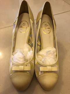 Jelly beans high heels