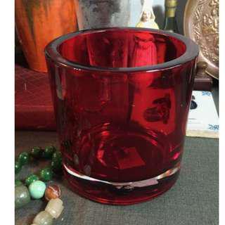 歐洲早期紅玻璃